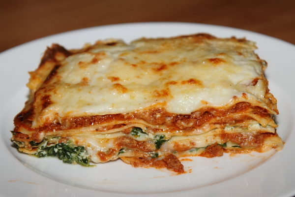 Lasagne alla Valerie (Bolognese style sauce)