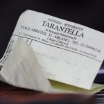 Tarantella, restaurant on Viale Abruzzi, Milan, Italiy